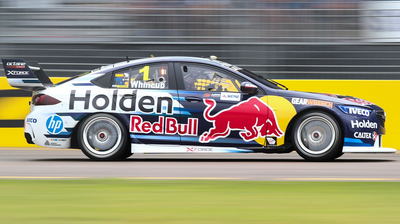 Holden driver Jamie Whincup