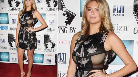 Kate upton turns heads with under boob dress and rumoured kate upton turns heads with under boob dress and rumoured boyfriend voltagebd Choice Image