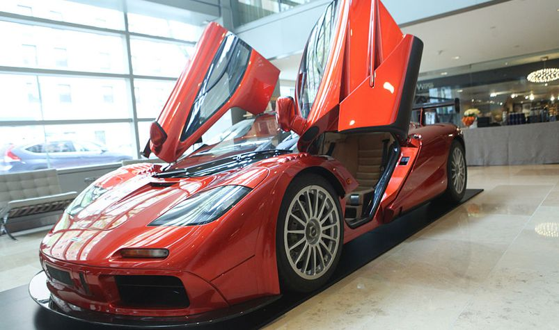 What It Really Costs To Run A Mclaren F1 9finance