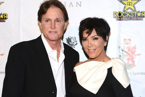 Bruce and Kris Jenner were married for 23 years before splitting in 2014. (AFP)