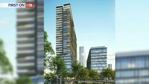 Towers, offices, shops and parkland will be part of the redevelopment. (Supplied)