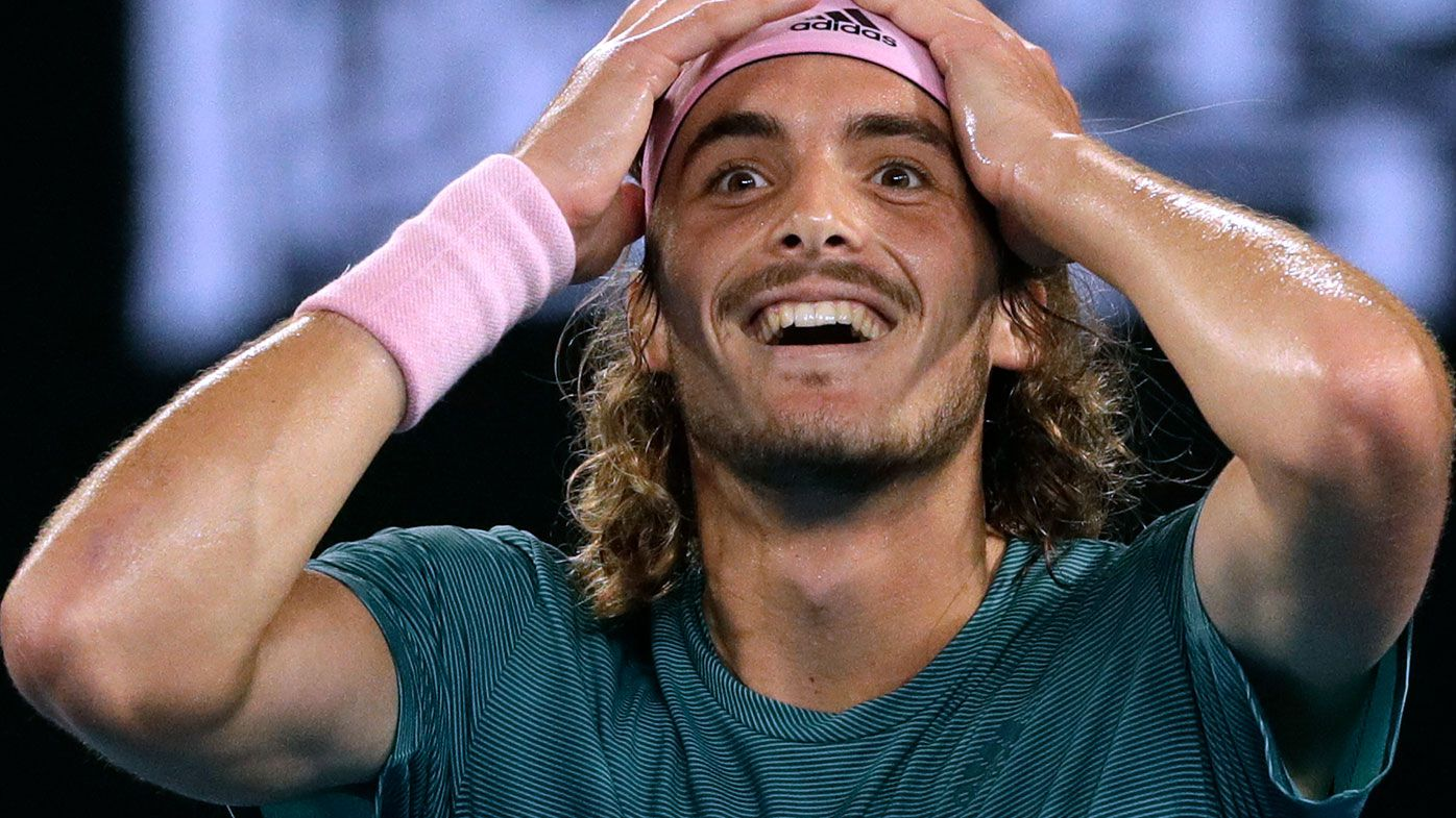 'You're watching the changing of the guard': Stefanos Tsitsipas disrupts status quo, revives net play to undo Roger Federer