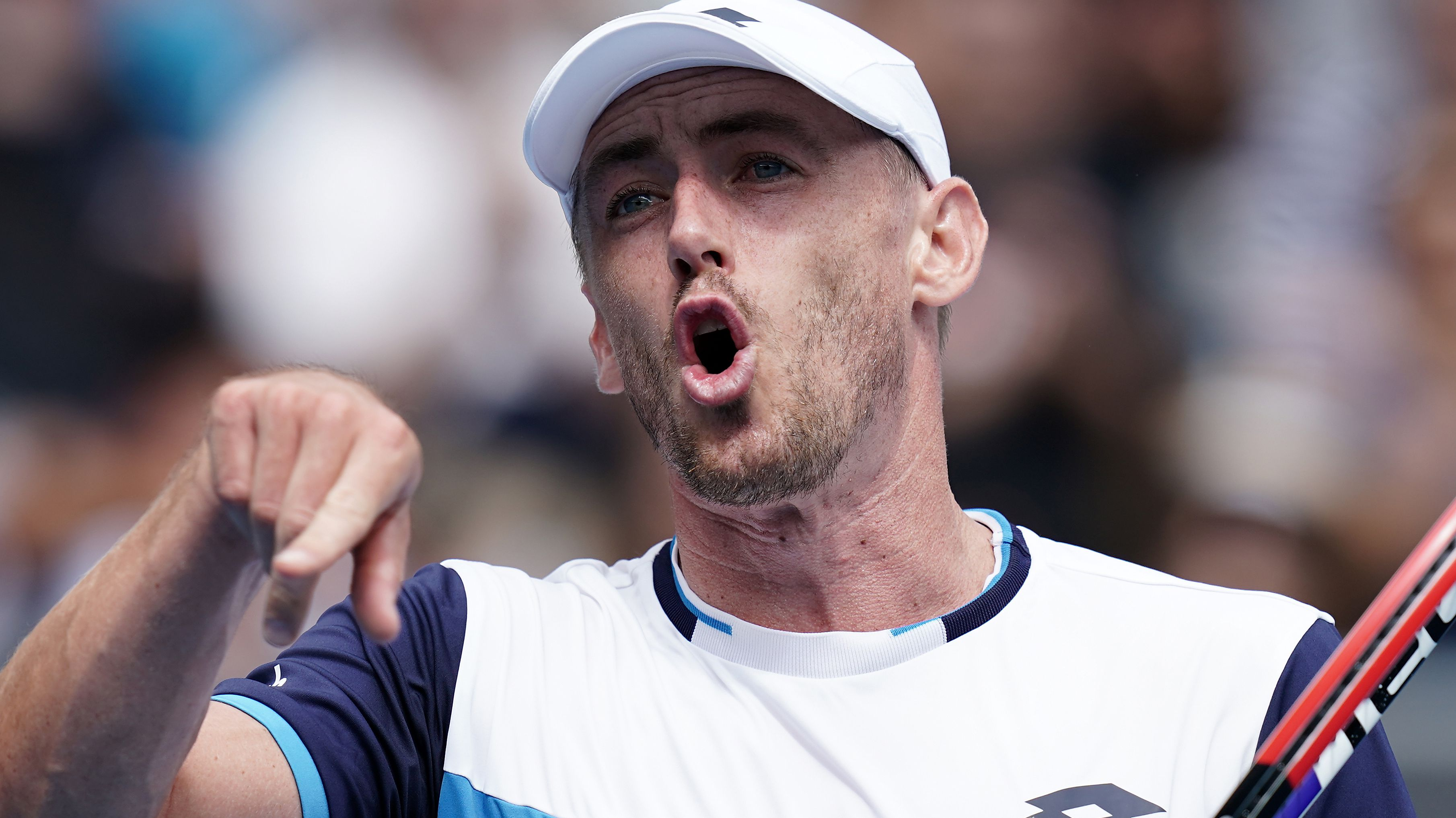 John Millman slams 'absolutely ridiculous' attacks on lineswoman hit by Novak Djokovic at US Open