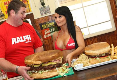 Australia's Biggest Burger