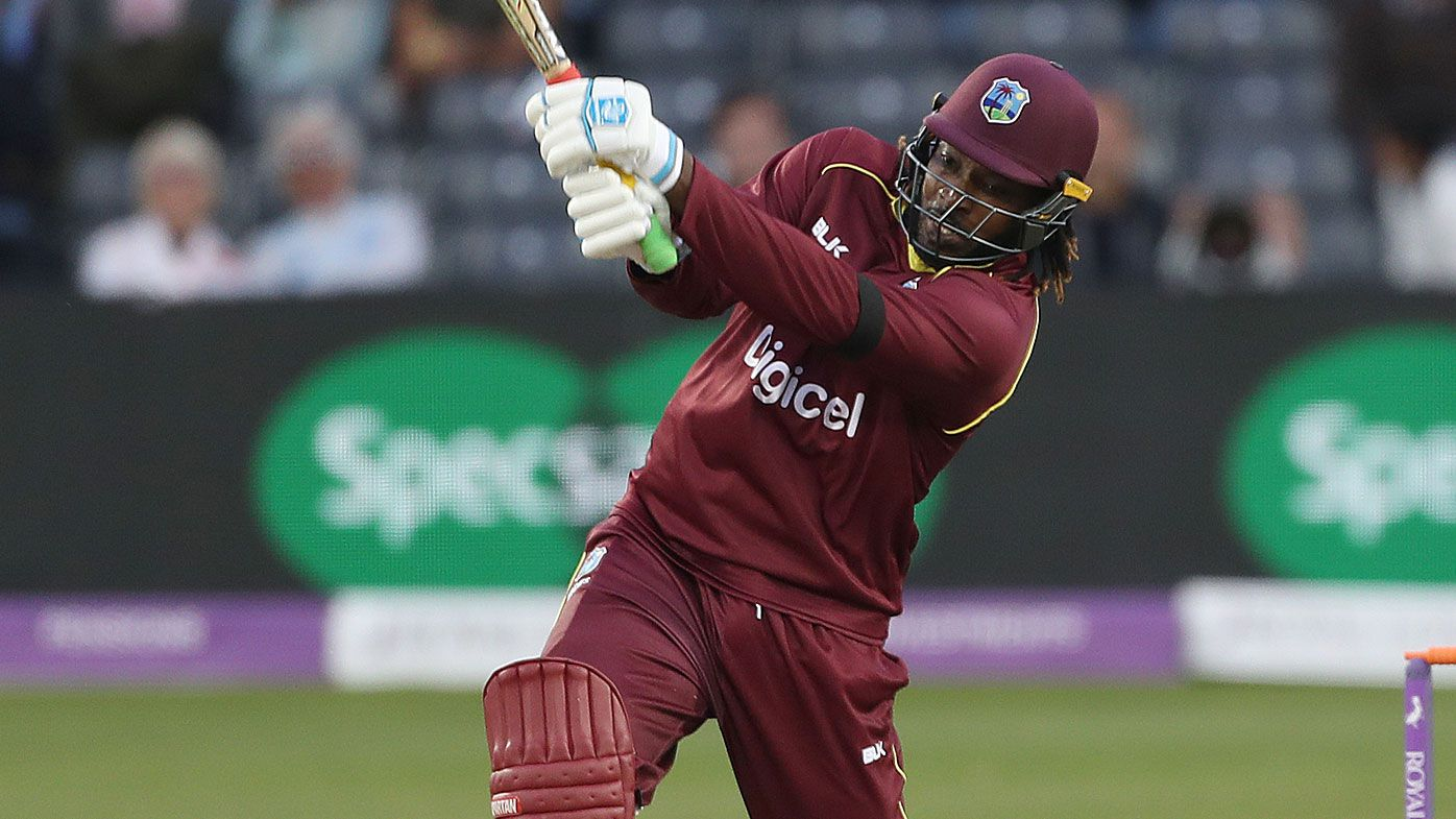 West Indies recall Chris Gayle for ODI series against England