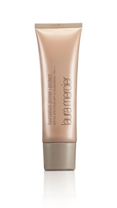 <p>That girl at work with the preternatural glow? She's probably using Laura Mercier primer. One-up her with this SPF version.</p>