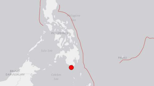 Philippines earthquake: Tsunami warning cancelled after 6.9 magnitude quake