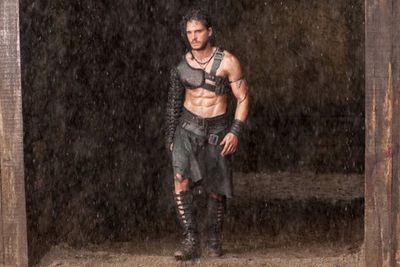 Everyone wants a piece of Jon Snow! Katie would gain a whole new fan base that's world away from <I>Dawson's Creek</i> if she took a chance on <i>Game of Thrones</i>' resident heart-throb.<br/><br/>Image: Icon Films