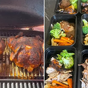 Savvy Aussie mum-of-two turns two roast chooks into 19 meals