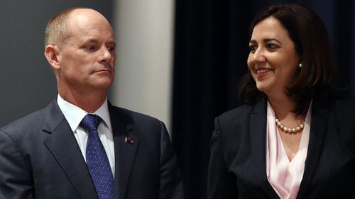 Queensland Labor has secret plan to govern if it can't get numbers