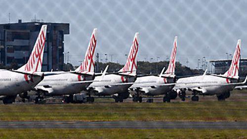 Virgin Australia jets (Getty)