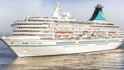 Passengers have tested positive for COVID-19 on the Artania cruise ship off WA coast.