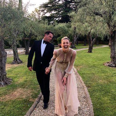 Karl Stefanovic and Jasmine Yarbrough: July 2018