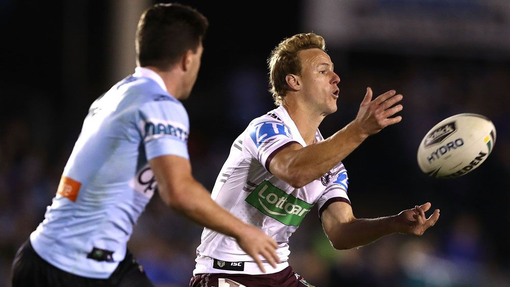 Manly halfback Daly Cherry-Evans makes Queensland State of Origin statement against Cronulla