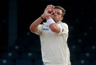 Tim Southee - Quick and accurate. The future of New Zealand's pace attack.