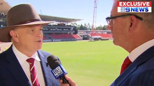 Easter Show General Manager Murray Wilton revealed some budget-savvy tips. (9NEWS)
