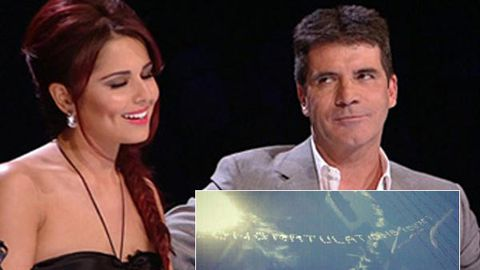 'You're 30 next year ha ha ha!' Simon Cowell's skywriter message to Cheryl Cole on her 29th birthday