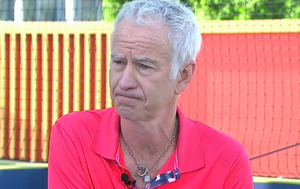 John McEnroe apologises for Margaret Court protest