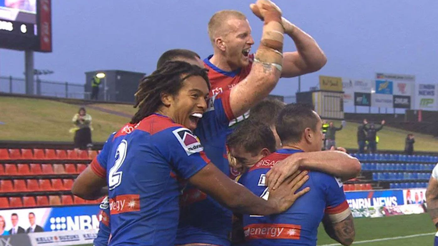 Newcastle's last-ditch gamble works a charm in 10-6 win over Warriors