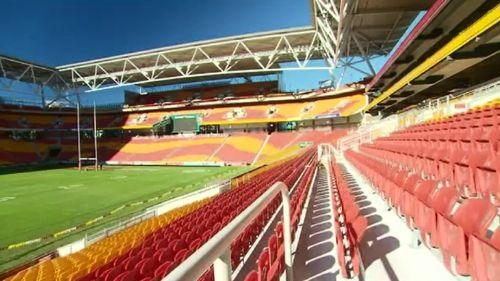 Suncorp Stadium. (AAP)