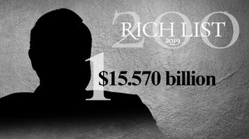 Australia's richest person revealed