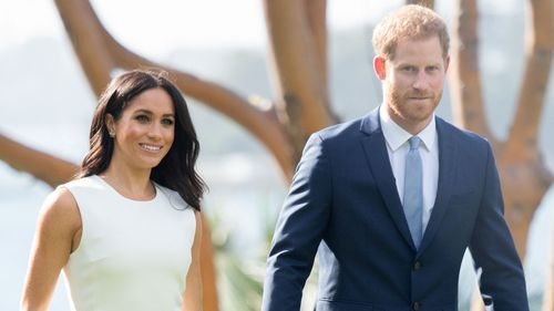 Prince Harry and Meghan are stepping back as senior members of the royal family.