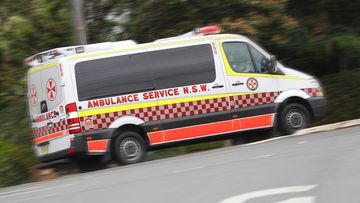 NSW ambulance generic sirens