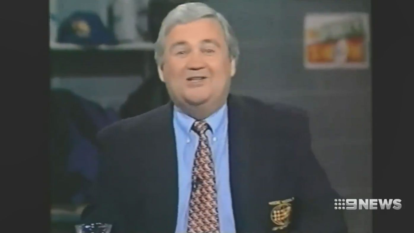 Rugby league community share tributes to legendary commentator Billy J Smith