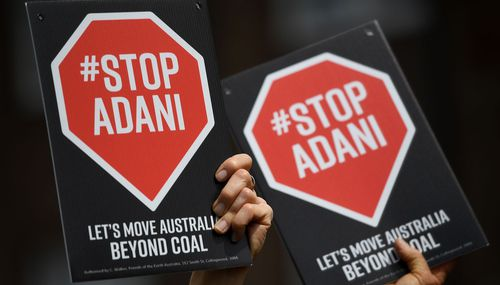 Campaign group Stop Adani has many reasons it opposes the Queensland coal mine.