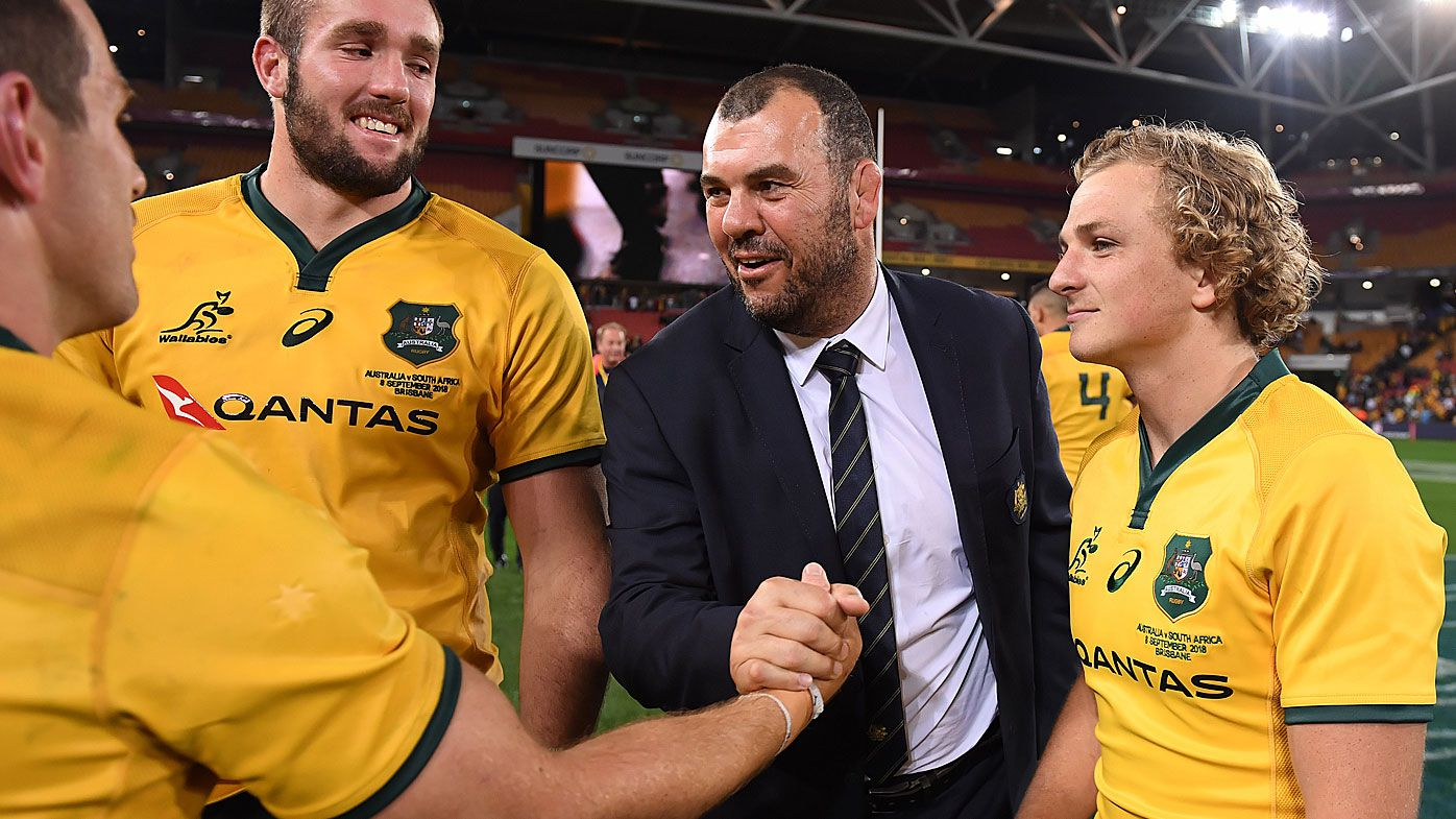 Why Michael Cheika must channel Nelson Mandela to revive Australian rugby and the Wallabies