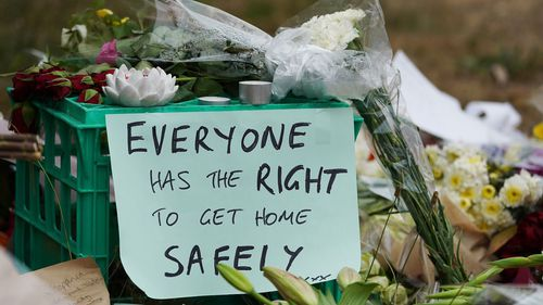 The student's death has caused an outpouring of grief and reignited conversation about women's safety.