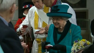 Queen Elizabeth's fortune calculated
