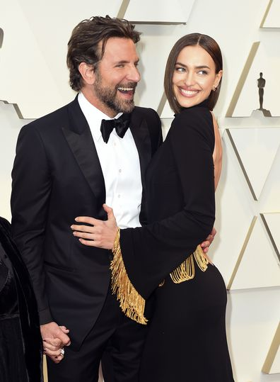 Bradley Cooper and Irina Shayk at the Oscars 2019