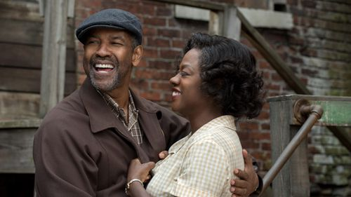 Golden Globe nominated drama film Fences is also in the running for four Oscar categories. (Paramount Pictures)