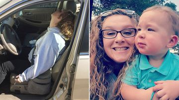 'How viral snap of me overdosed in car turned my life around'