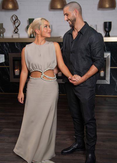 Martha Kalifatidis and Michael Brunelli