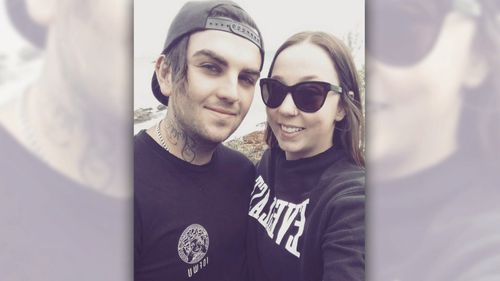 "The 20-year-old said her partner ""saved her life"". (9NEWS)"