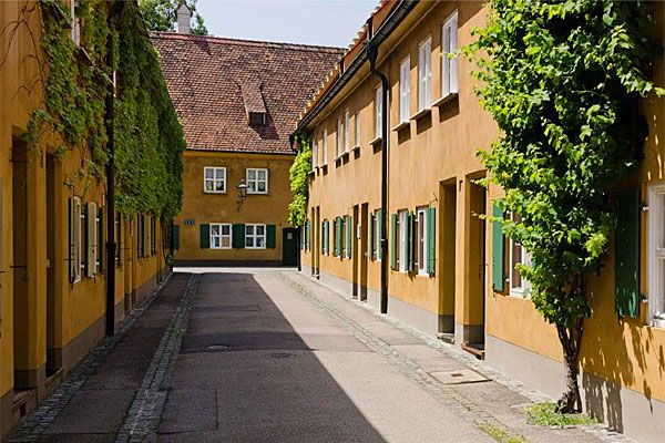 People Pay Less Than 150 For One Years Rent In German Village