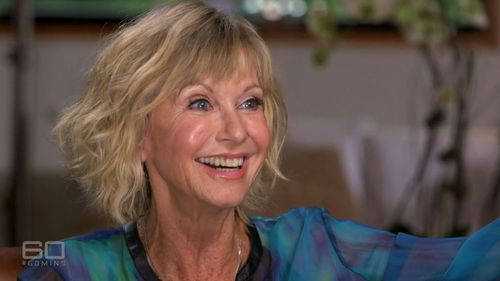 Olivia Newton John says medicinal cannabis is key to her