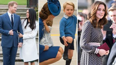 The rules and traditions that dictate the Royal Family's fashion