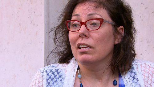 Emma De Silva now requires 24 hour care. (9NEWS)