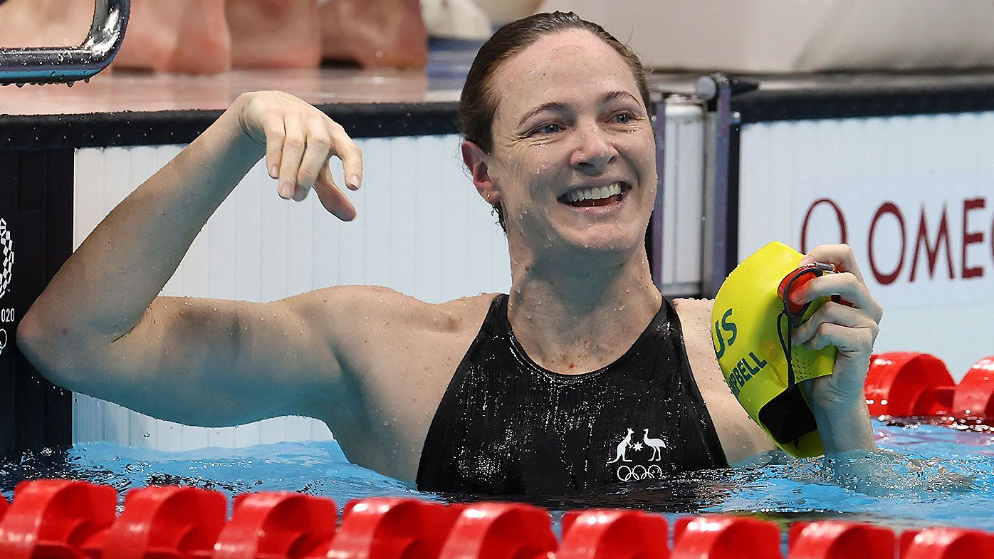 Tokyo Olympic 2021: America sent into meltdown by Cate Campbell relay change-over