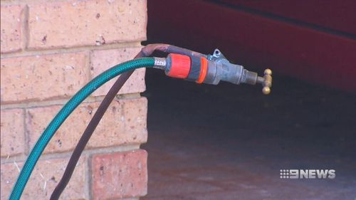 Authorities said a broken wire is responsible for the shock. (9NEWS)