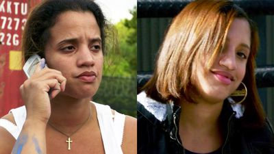 This is why young Daya looks exactly like her in those Orange Is the New Black flashbacks