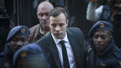 Jailed murderer Oscar Pistorius put on suicide watch