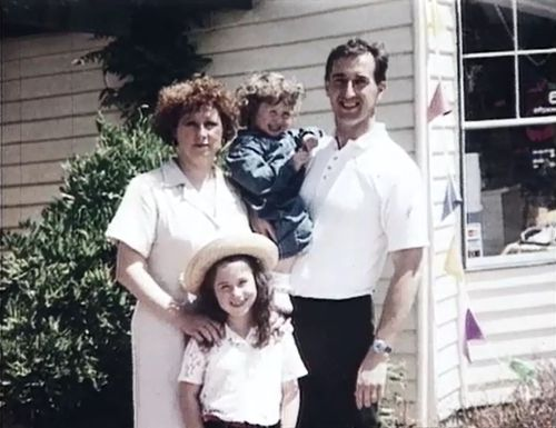 Mr Mikac's wife Nanette and daughters Alannah and Madelaine were killed in the Port Arthur massacre.