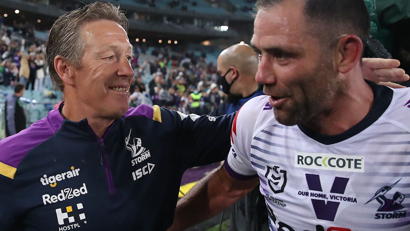 'Icy' Cameron Smith's future plans still a mystery to long-time coach Craig Bellamy