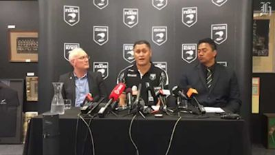 Kiwis coach David Kidwell can't guarantee a return for Taumalolo