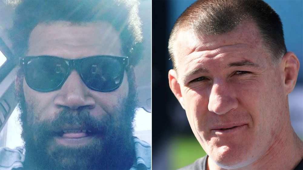 Cronulla Sharks skipper Paul Gallen to fight Puna Rasaubale at Sharks Leagues Club