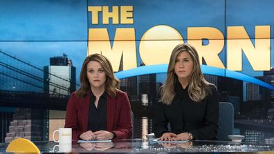 Jennifer Aniston, Reese Witherspoon, The Morning Show